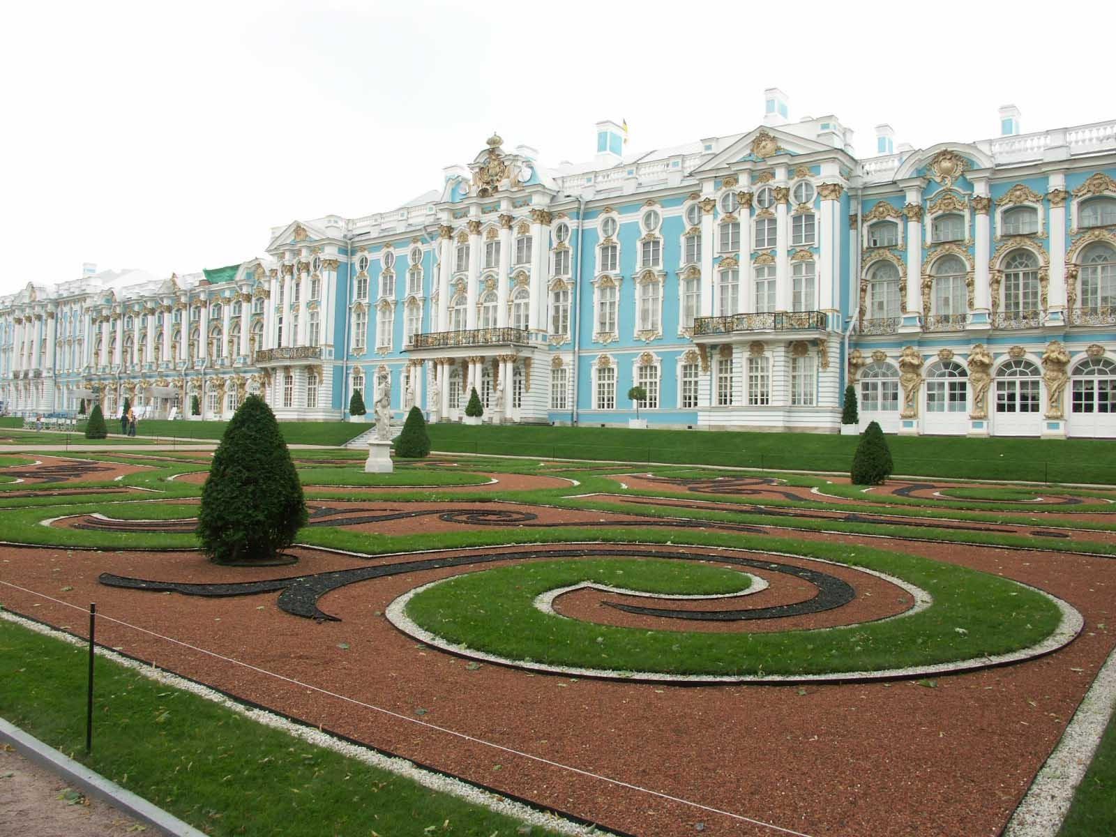 экскурсия в пушкин в царское село