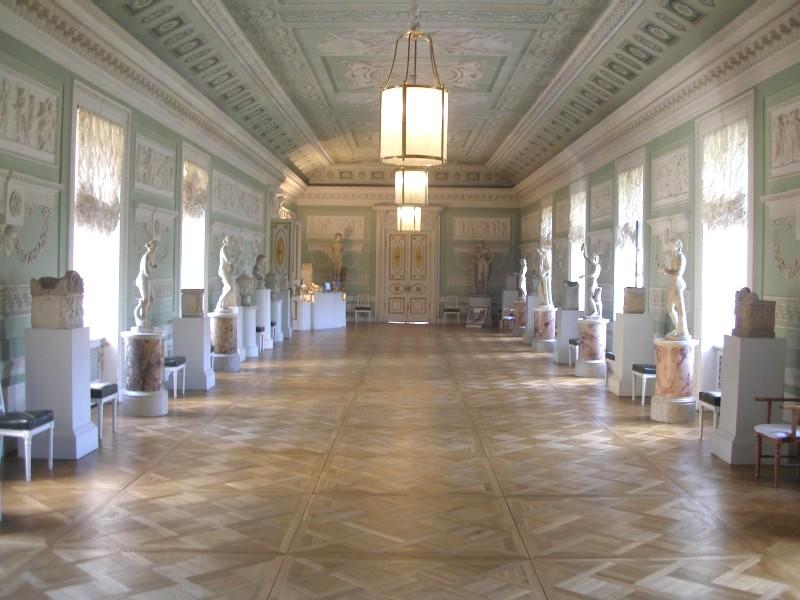 экскурсия в павловск (дворец и парк)